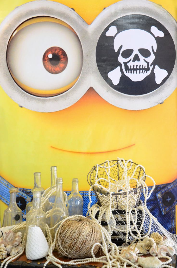 Kit M.: Pirate Minions