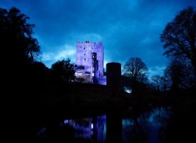 world autism awareness day 2014 | Blarney Castle goes blue for World Autism Day