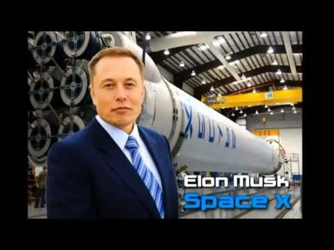 SpaceX Elon Musk Thunderbirds Are Going to Mars