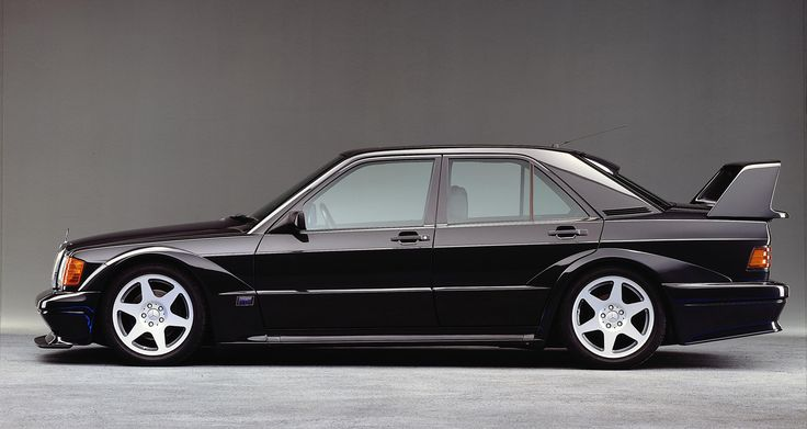 My Car - MERCEDES 190E 2.5-16 Evolution II
