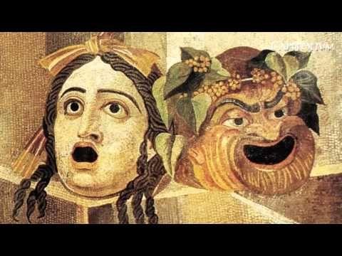 Arte del mosaico romano / Roman mosaic art - YouTube