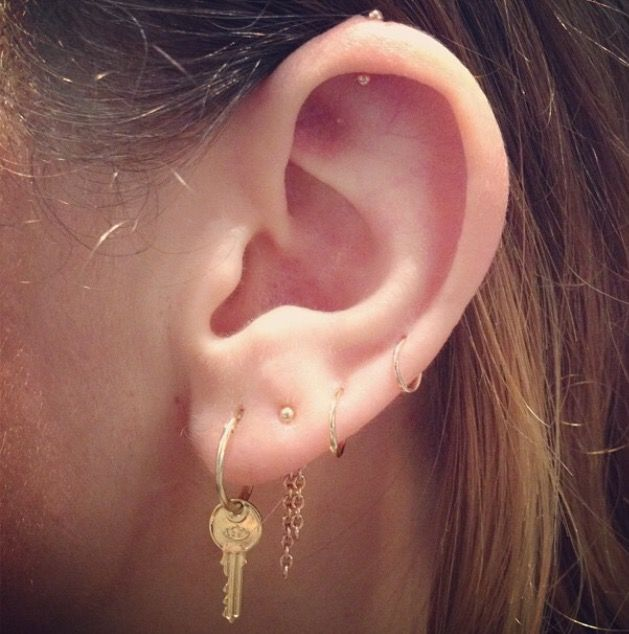 New York Adorned piercings and jewelry