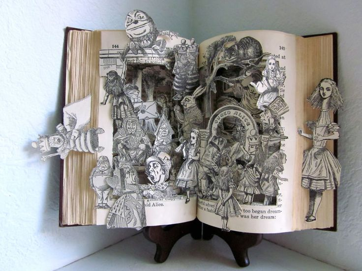 Alice In Wonderland By Susan Hoerth