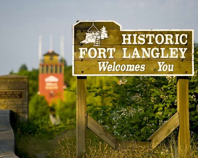 Fort Langley   Birthplace of BC