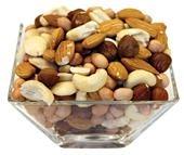 Pähkinäsekotukset