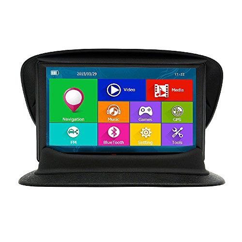 buy now   £79.95   Car Navigation Specification:  * CPU : MTK,MSB2531 ARM Cortex-A7,800MHZ * ROM : 8GB * RAM : 256MB * Display : 7 inch TFT LCD  ...Read More
