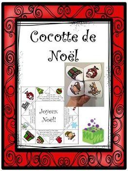 La cocotte en papier est une activité idéale pour fêter Noël. Ce jeu amusant permet de travailler la conscience phonologique, la communication orale, le vocabulaire en plus d'aider les élèves à apprendre à se connaitre.