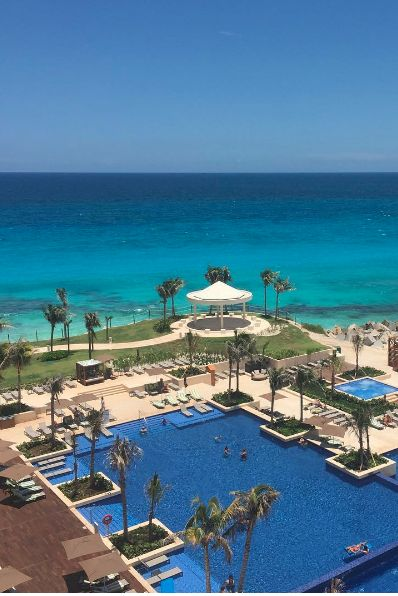 Take relaxation to the next level in Cancun with an all inclusive vacation to Hyatt Ziva Cancun. With breathtaking views, gorgeous weather and unlimited family fun, you'll experience a vacation that you'll never forget! Book today! | Hyatt Ziva Cancun