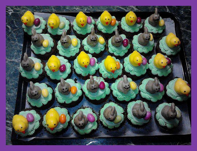 mufinky jarní