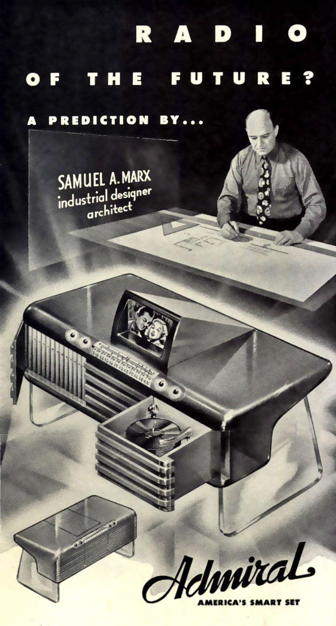 Radio of the Future, 1942