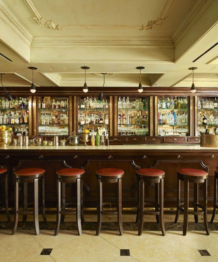 Marlton House hotel cocktail bar NYC
