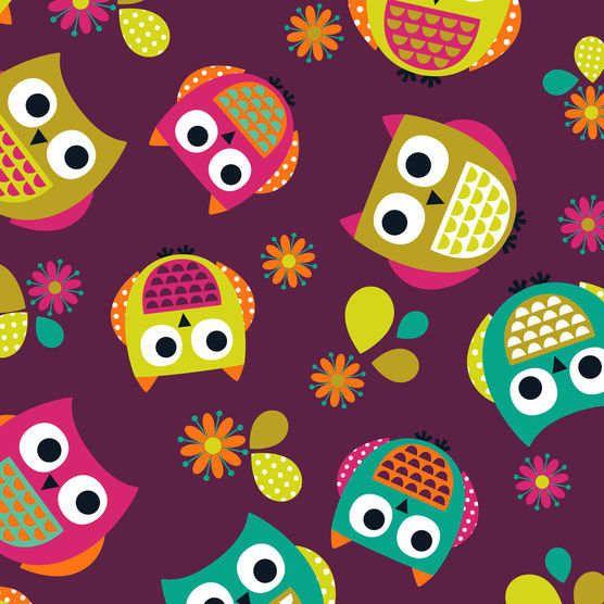 43 x 55 Owls Anti pill Fleece Tie Blanket Throw by Bentleysbands, $25.00