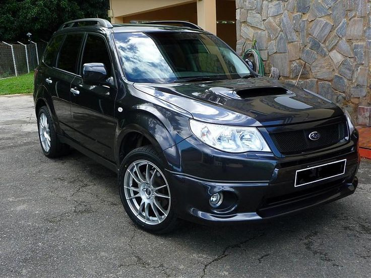 Nicely Customized 2013 Subaru Forester Nice Stuff I Want T