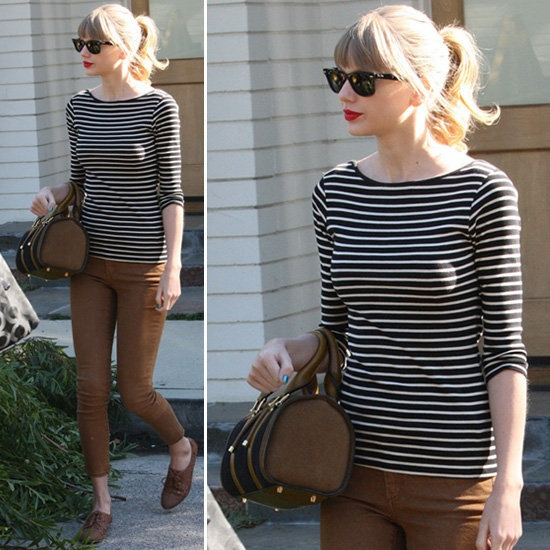 Taylor Swift - can she possibly GET any cuter? on PopSugar