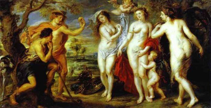 богиня красоты афродита