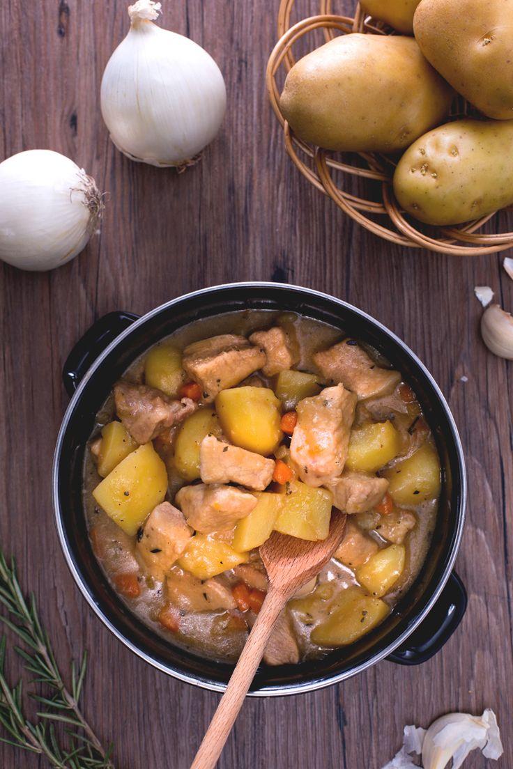 Pork Stew - Spezzatino di maiale - Le Ricette di GialloZafferano.it