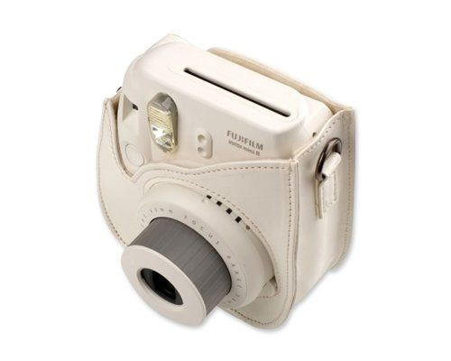 Amazon.com: Insta Case for Fujifilm Instax Mini 8 - White: Cell Phones & Accessories