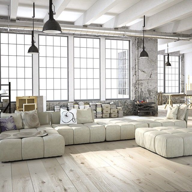 Happy Hump Day!  Perfect #Loft for a staycation