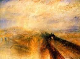 I Letterandi: William Turner- Pioggia, vapore e velocità