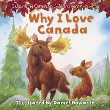 Celebrate Canada Day on July 1st with Kids Yoga, from Kids Yoga Stories
