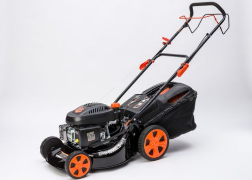 Self-Propelled-21-Petrol-Lawn-Mower-Cut-Collect-Mulch-4-Stroke-200cc-OHV-Engine