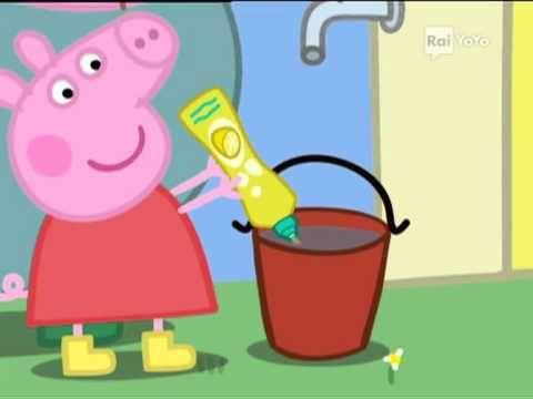 Peppa Pig and George in fondant tutorial - Tutorial come fare Peppa Pig in pasta di zucchero - YouTube