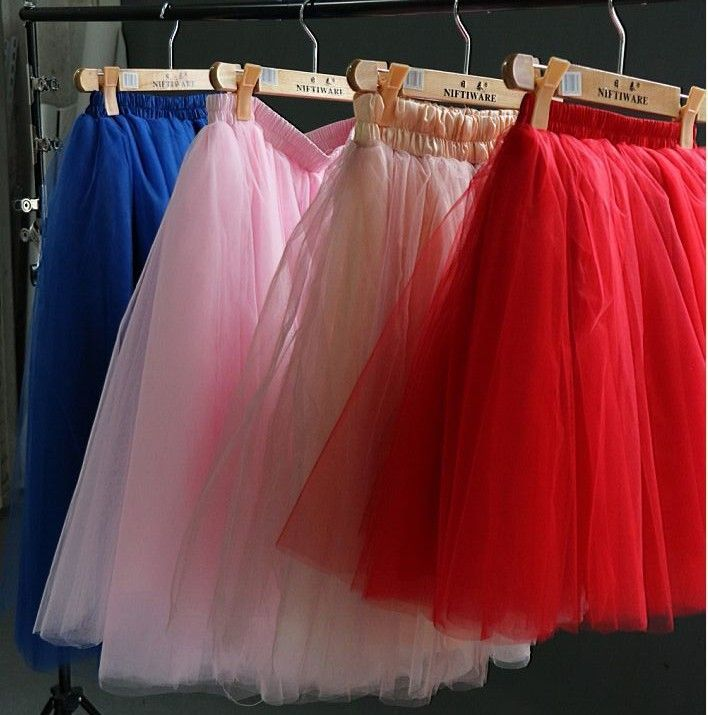 Find More Skirts Information about Actual Image Size And Color Free Knee Length Tulle Skirts Free Shipping Fashion Skirt For Women Solid Color ,High Quality skirt rose,China fashion elderly Suppliers, Cheap fashion women over 30 from Amazing Dress Factory  on Aliexpress.com