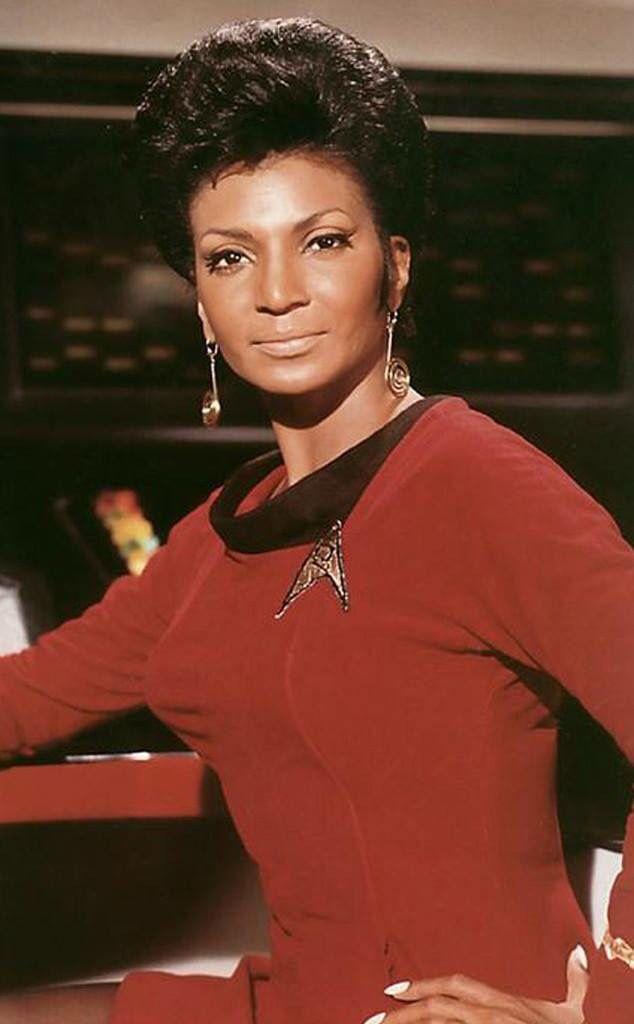 Star Trek: Nichelle Nichols as Lieutenant Uhura