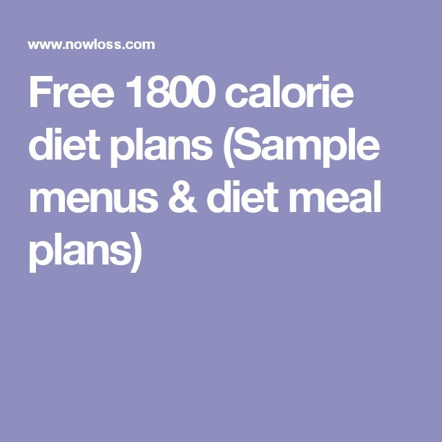 1000 ideas about 1400 calorie meal plan on pinterest 1600 calorie meal plan 1300 calorie - Regime 1800 calories ...