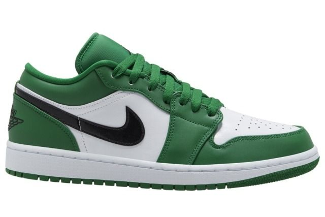 Nike Air Jordan 1 Low Pine Green Air Jordans Nike Air Nike