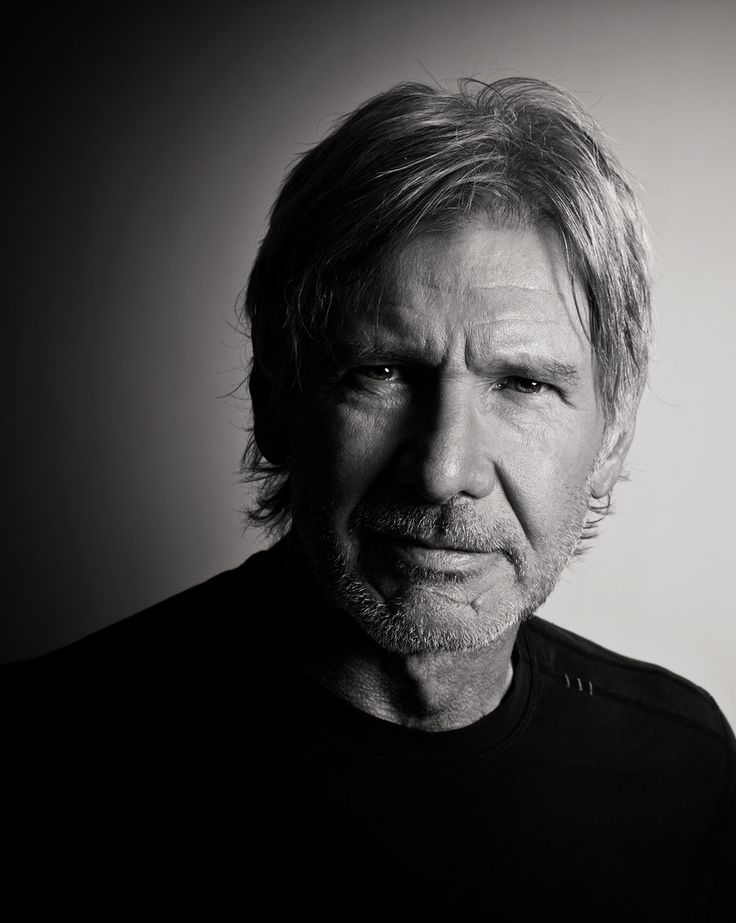 Harrison Ford by Michael Muller. I'll take past, present and future Harrison…