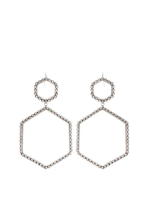 4efe8d2f25 Isabel Marant Here It Is drop earrings | I Want Marant! | Fashion ...