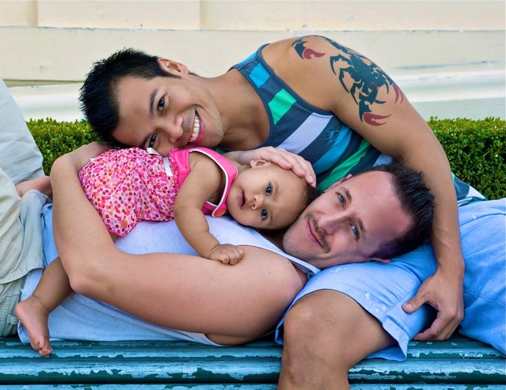 """Burnz Fernandez and Steve Price, always knew they wanted to be parents. Burnz , a current Mr. Gay World USA contestant, and Steve, the owner of a San Diego-based cafés called Filter Coffee House, weren't sure, initially, if surrogacy or adoption was the right route for them. It wasn't until they decided to participate in an AdoptHelp.org seminar that things became clear.  """"Once we completed the seminar we knew -- hands down -- that adoption was the right choice for us,"""" said Steve."""