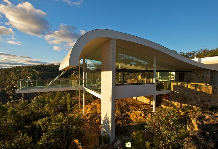 Mr & Mrs Smith - The Siedler House, South Coast NSW