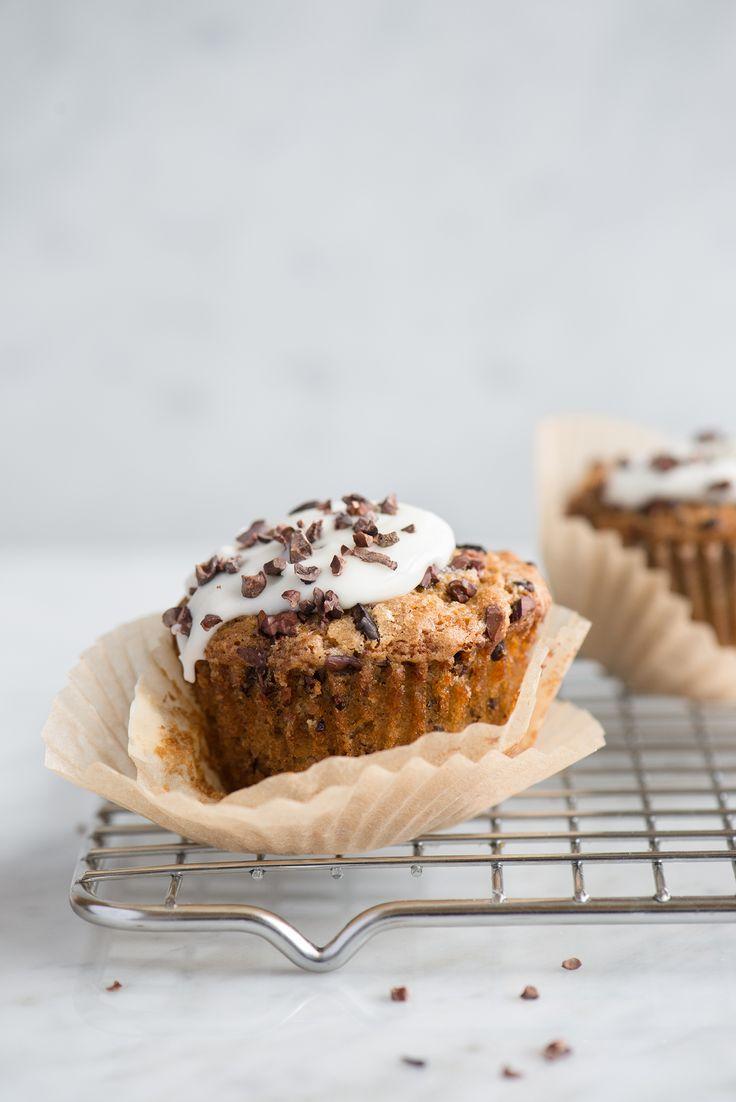 Banana Chocolate Nib Muffins | Now, Forager | Teresa Floyd