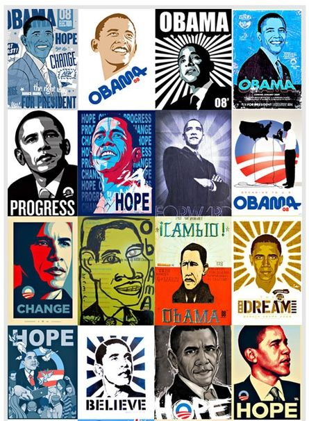 Barack Obama - face