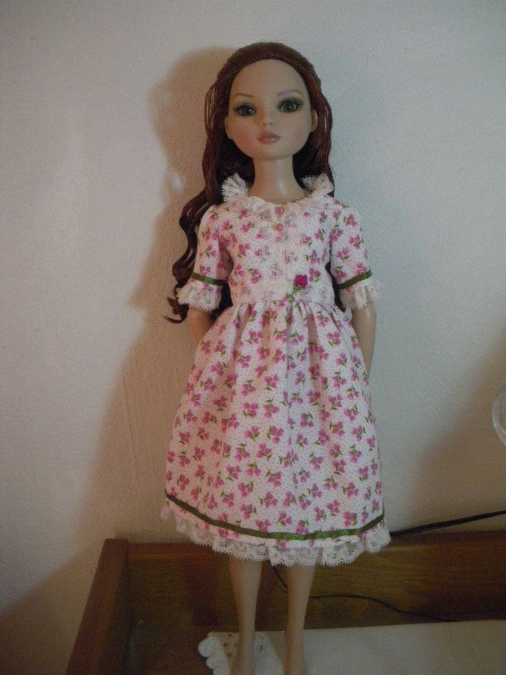 jolie robe fleurie pour Ellowyne