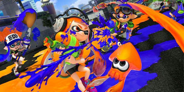 'Splatoon' Launch Tops Charts in Japan, With Wii U Leading Console Sales