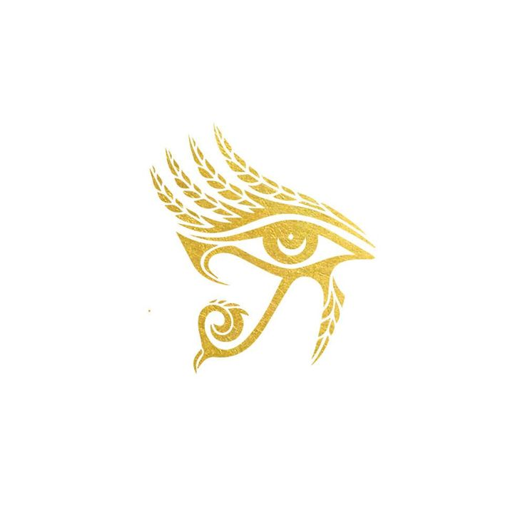 Egyptian Eye Gold Metallic Tattoo, egyptian flash tattoo, Egyptian Hieroglyph necklace, eye of horus necklace, gold eye of horus, silver eye of horus, hieroglyphic necklace, eye of horus tattoo