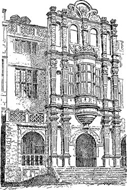 Jacobean architecture | Article about Jacobean architecture by The Free Dictionary