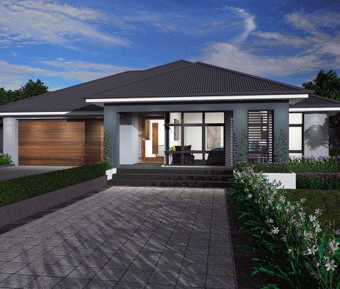 Capri Balinese Tropicana D Facade 26 176 House Design