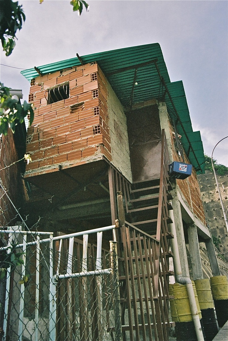Arquitectura revolucionaria. Rancho.