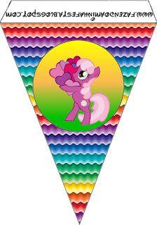 Imprimibles de My Little Pony 6.