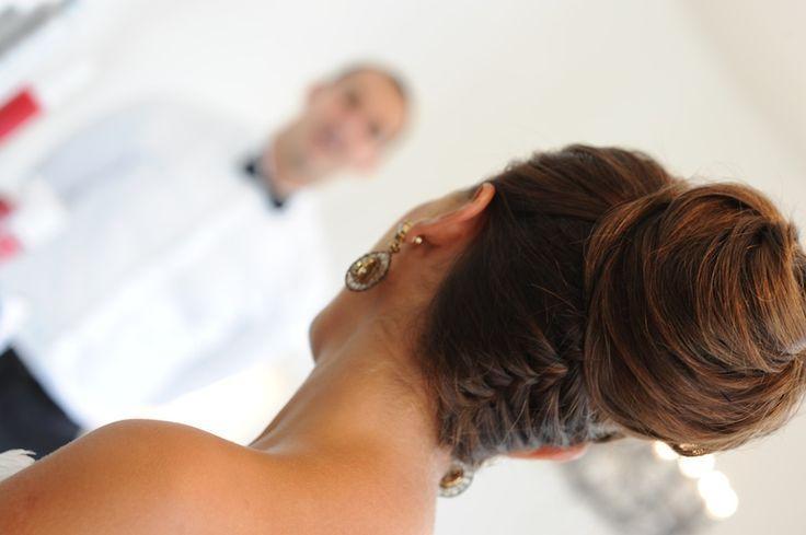 håruppsättning flätor - Google Search