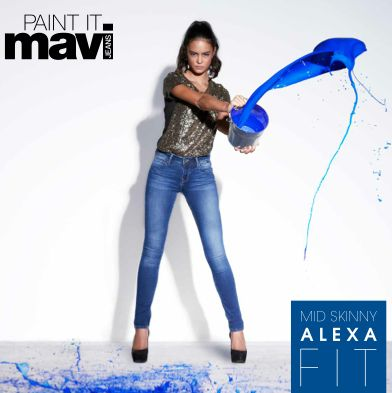 What's your fit? #Mavi #advertising