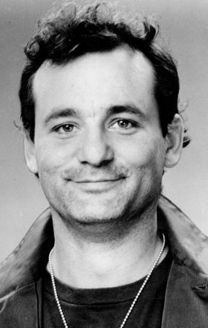 I know that if I ever had the chance to meet him, I would walk away more enamored with him than I already am....I have been crushing on Bill Murray since the moment I saw Ghostbusters in 1984 <3