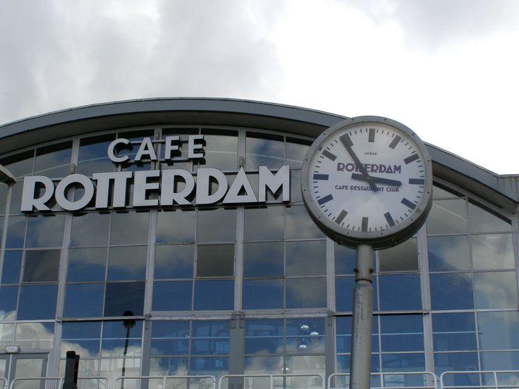 cafe Rotterdam