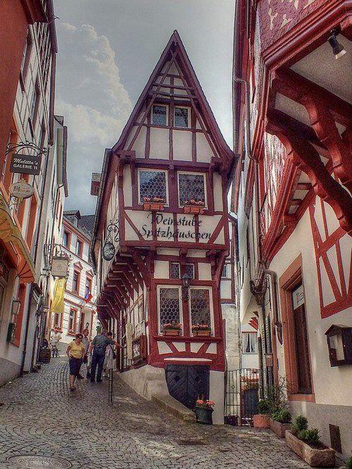 Bernkastel-Kues ~ Rhineland-Palatinate ~ Germany