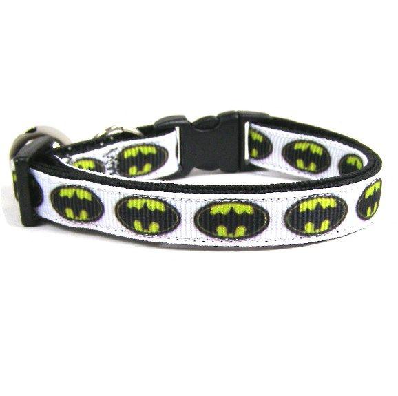 Batman Dog Collars Uk