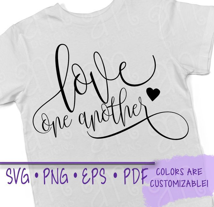 Download Love one another svg, love, love one another shirt, love ...